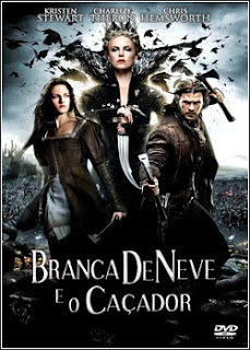 Download - Branca de Neve e o Caçador - DVDRip - AVI - Dual Áudio