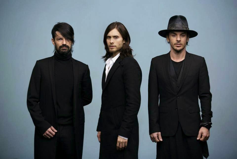 30 Seconds to Mars - Zespół, który zmienił moje życie.