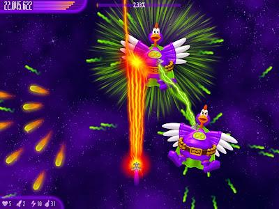تحميل لعبة الفراخ 2014 download chicken invaders game