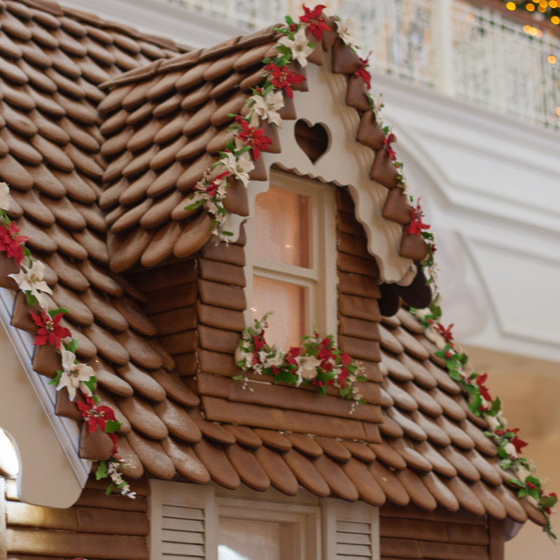 Ideas For A Gingerbread House