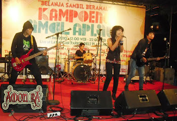 In Action at Parkiran Deli Plaza Medan