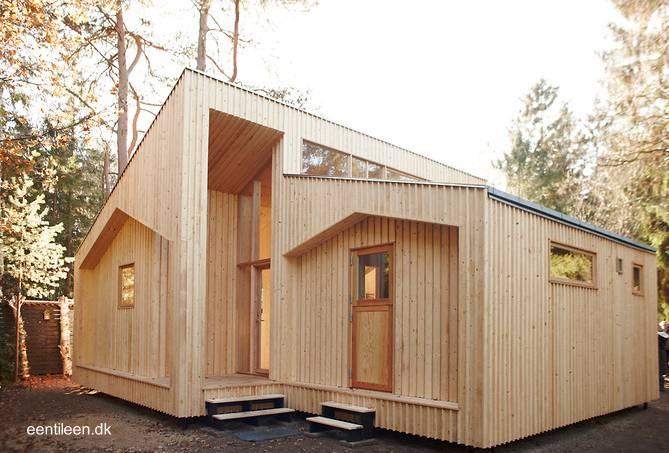 Arquitectura de casas las viviendas prefabricadas for Construccion de casas