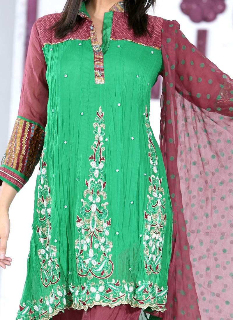 2011 Pakistan Eid Clothing For Men And Women Fashionzu