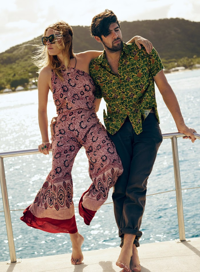 Free People's April Catalog