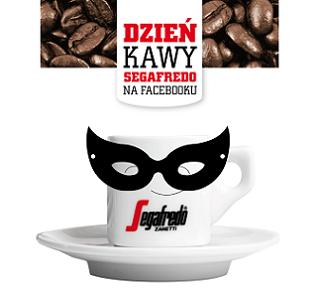 Dzień Kawy Segafredo na Facebooku
