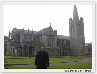 Catedral de San Patricio, Dublín, Irlanda.