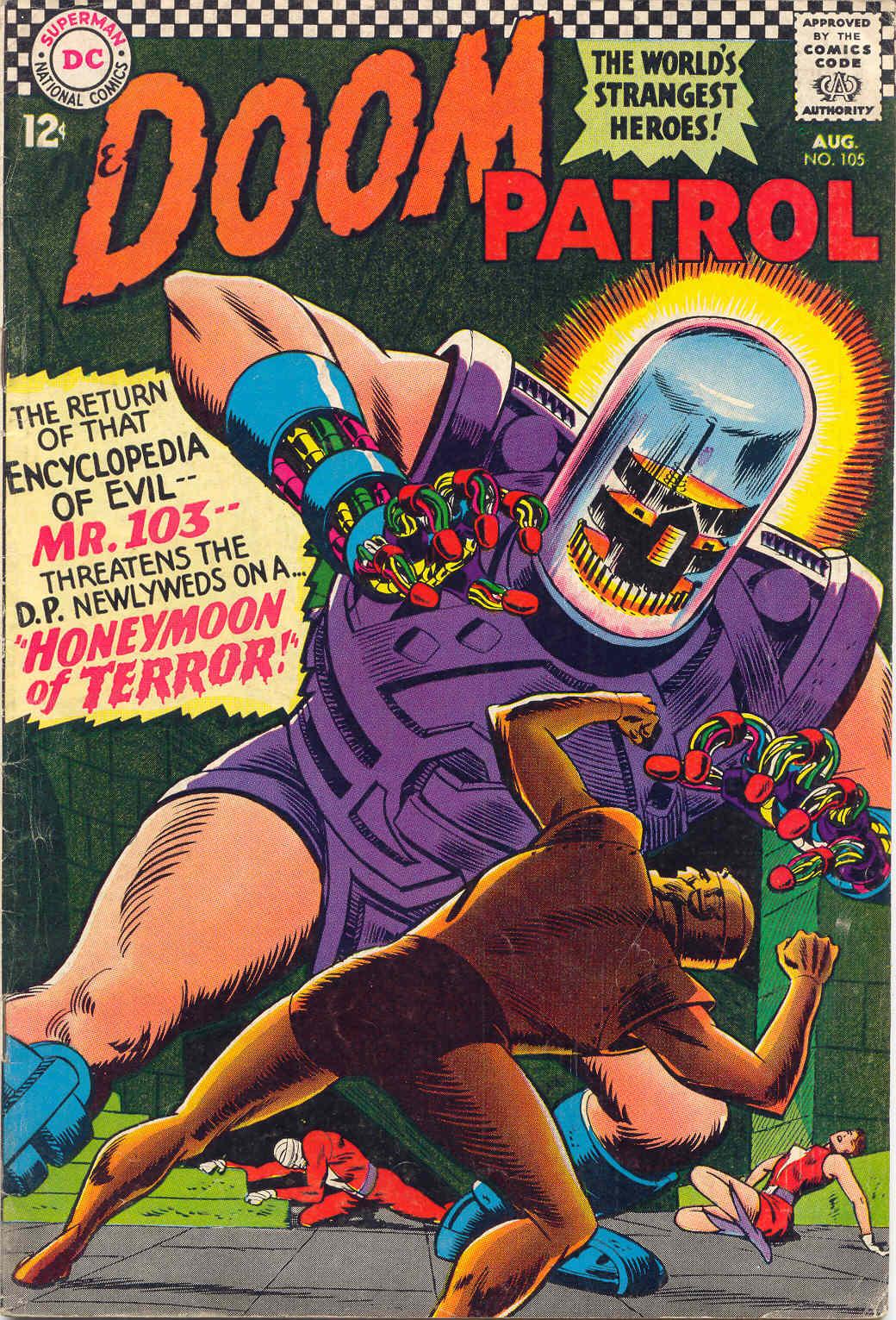 doom patrol - photo #17