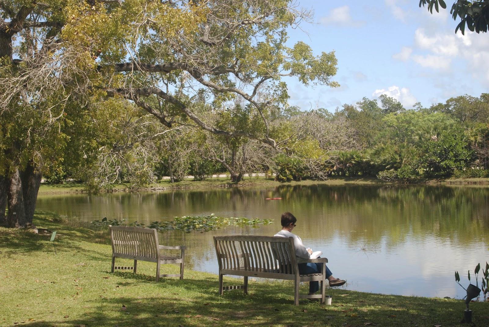 S/V Barefoot: Fairchild Tropical Botanical Gardens