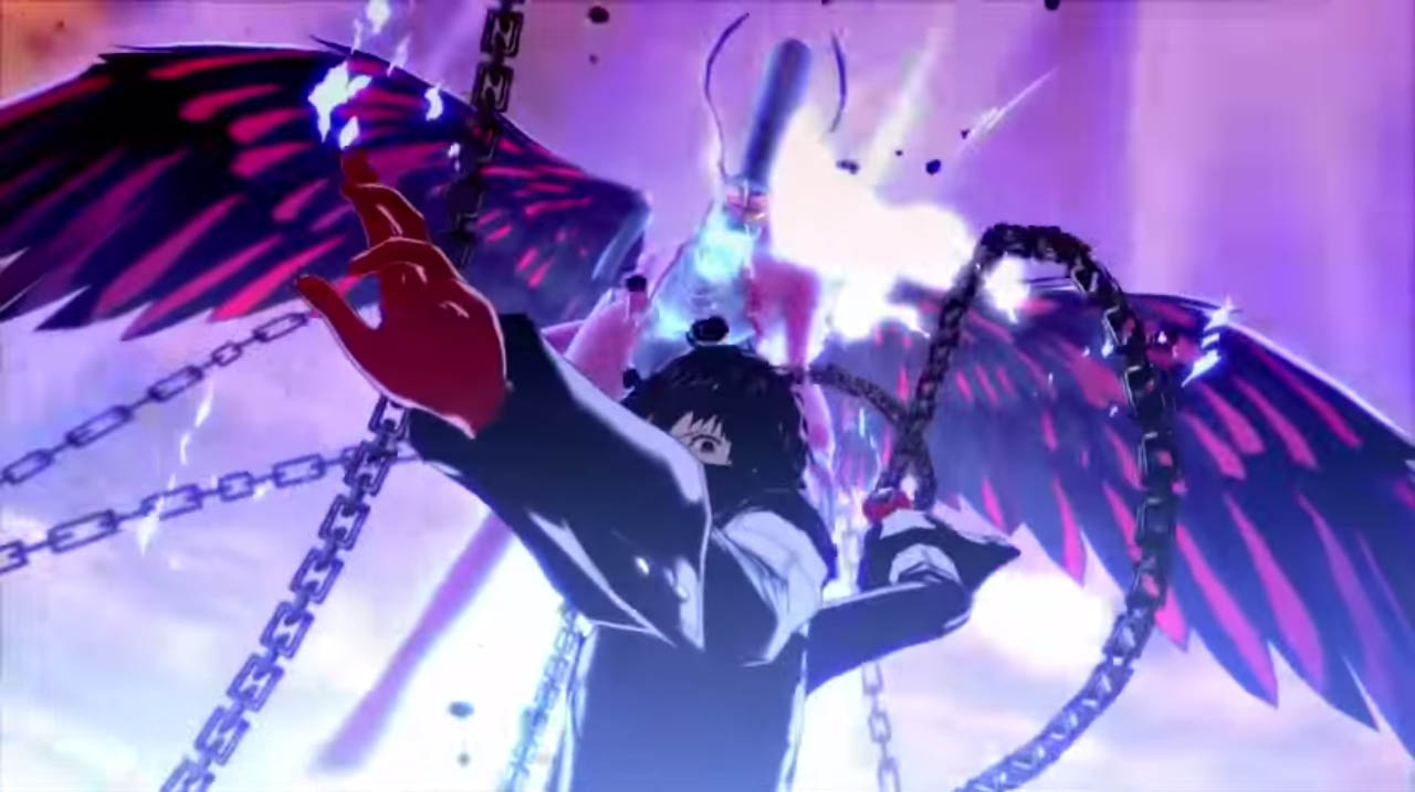 Persona 5 PV 03 Trailer Impressions RPG Game Trailer Review CMAQUEST