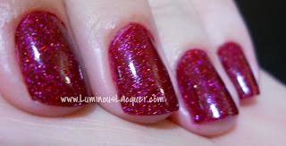 LuminousLacquer.com - Zoya Blaze