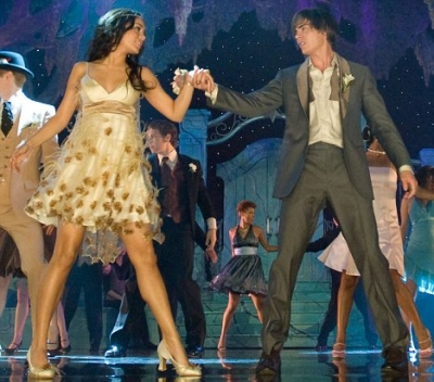 Gabriella Montez's prom dress in 'High School Musical 3' looked ...