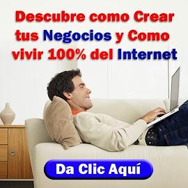 Crea tu Propio Negocio en Internet