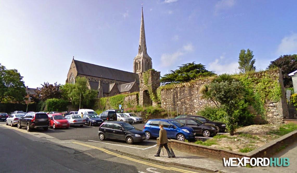 Mallin Street car park, Wexford