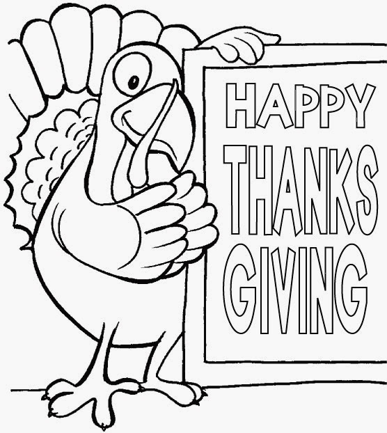 Imageslist Happy Thanksgiving Day Coloring
