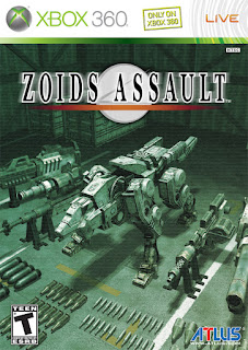 ZOIDS ASSAULT ( Rpg Robos ) (XBOX360)