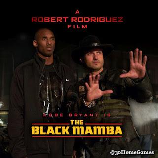 kobe, robert rodriguez, black mamba, troublemaker studios, austin texas