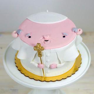 Pope cake