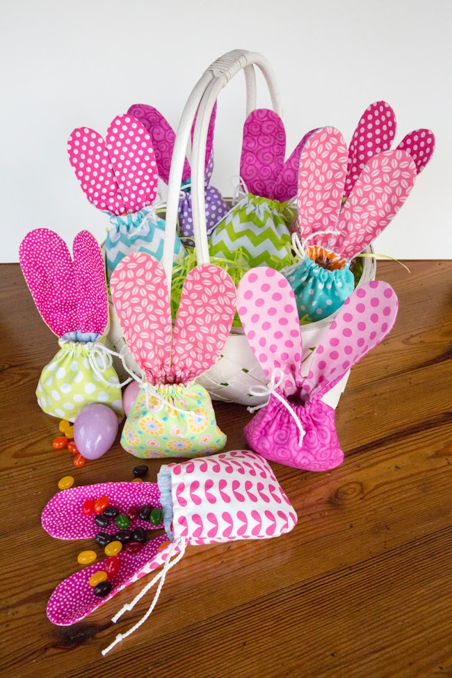 Bunny ears jelly bean drawstring bags easter gift bags bunny ears jelly bean drawstring bags easter gift bags negle Image collections