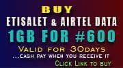 Cheapest ETISALAT & AIRTEL Data