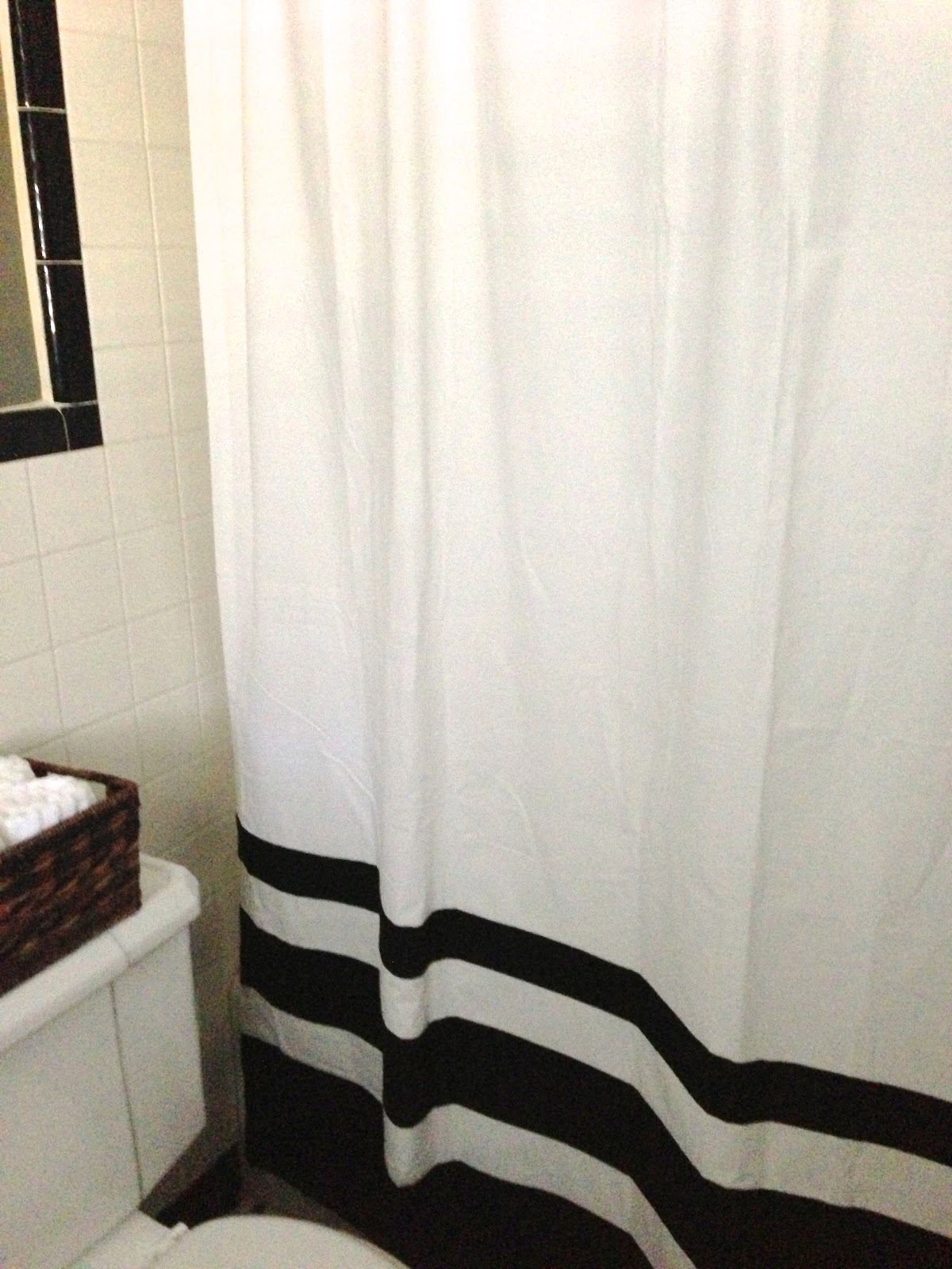 Black And White Polka Dot Shower Curtain White Ruffle Shower Curtai