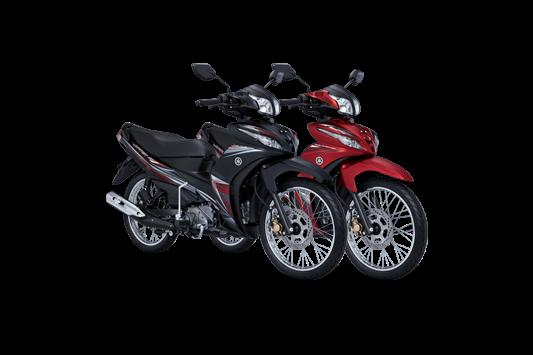 Sepeda Motor Bebek Injeksi Kencang dan Irit Jupiter Z1, jupiter z1, jupiter z1 injeksi, modif, spesifikasi