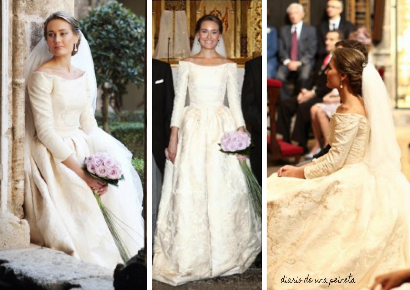 Vestido de novia falla