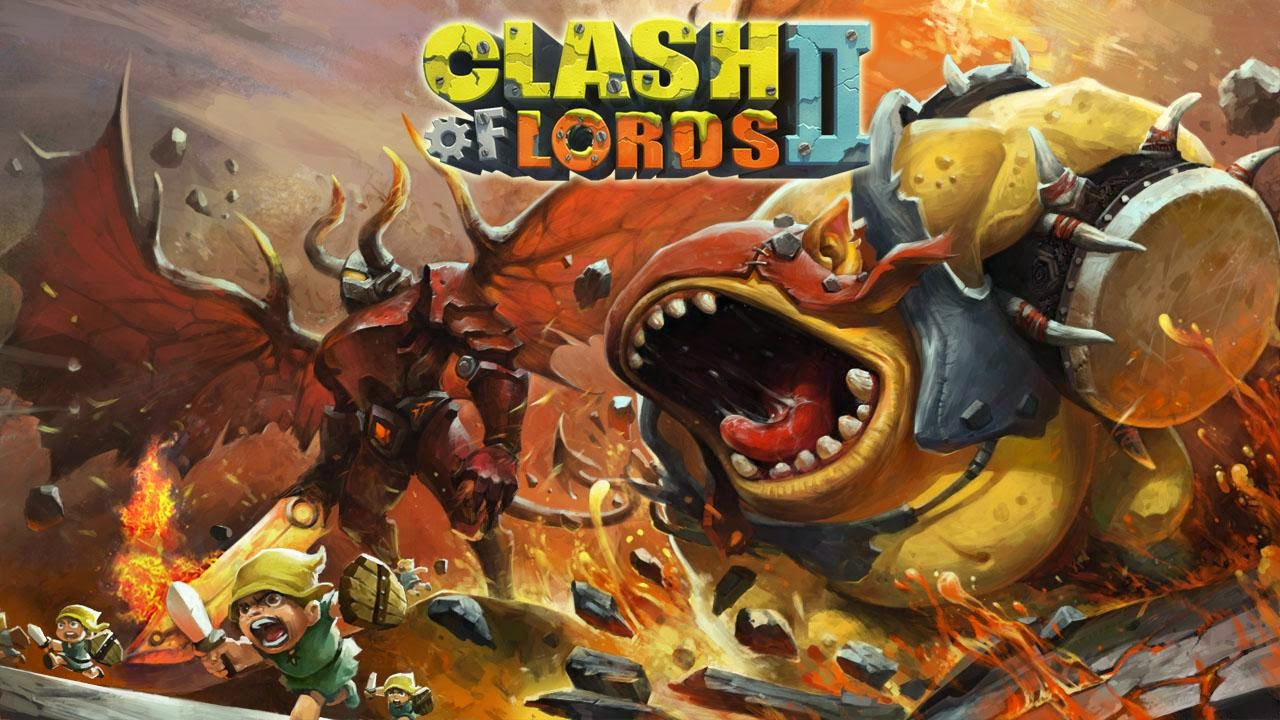 Clash of Lords 2 v1.0.175 Apk Data for Android