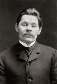 Alekséi Maksímovich Peshkov (Maxim Gorki), escritor