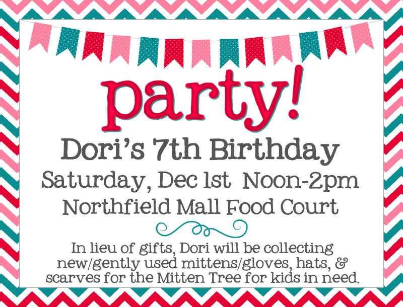 Freebie printable chevron party invitation diana rambles freebie printable chevron party invitation stopboris Images