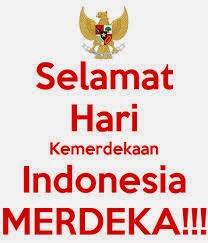 DP BBM Kata Hari kemerdekaan RI