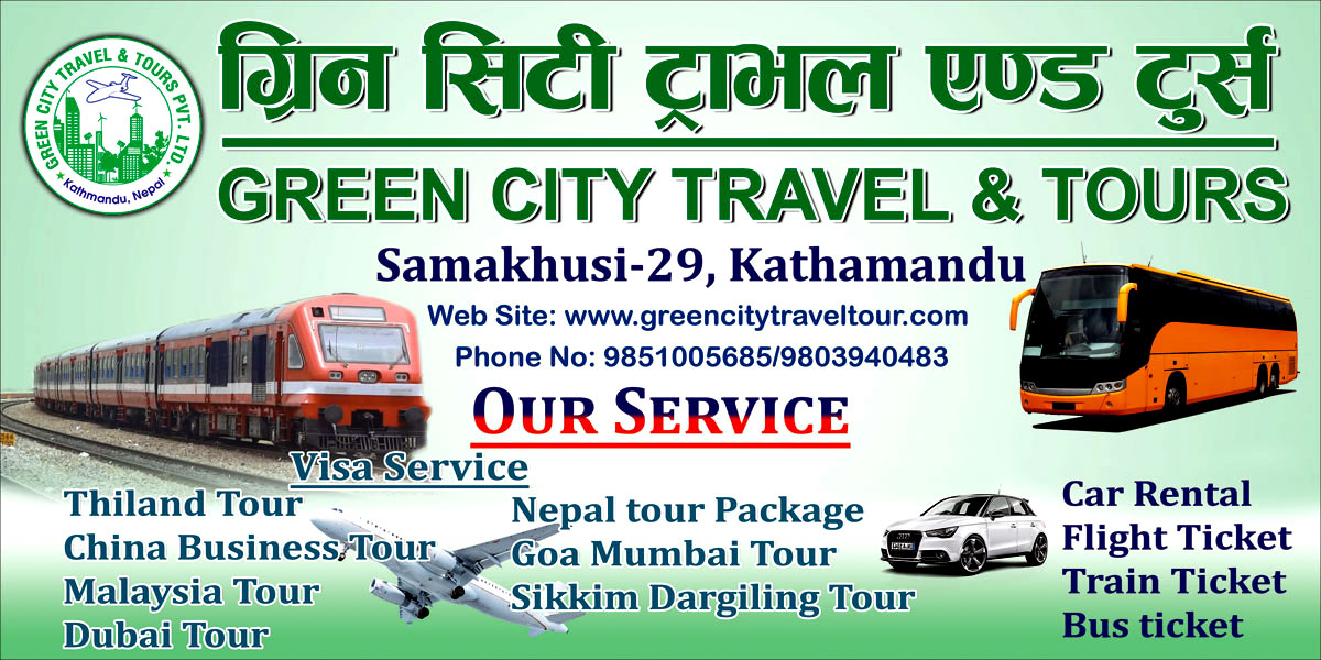 Green City travel and tours offersThiland,Malaysia ,Nepal city and Home stay tours in Nepal
