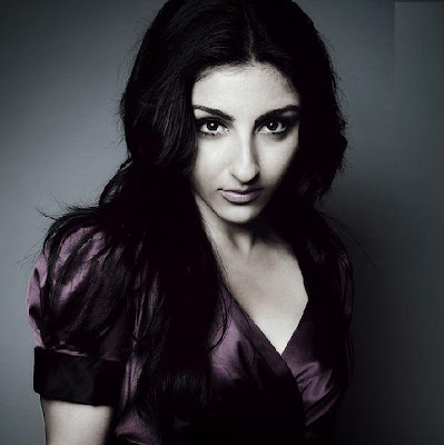 soha ali khan glam shoot