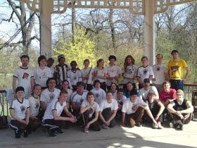 I. Aniversário de Grupo Capoeira Angola Leipzig April 2011
