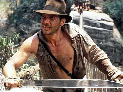 Curiosidades de la saga de Indiana Jones