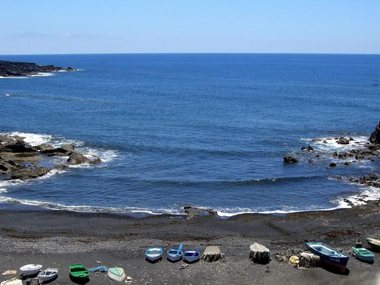 Playa de El Golfo (Lanzarote)