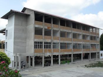 Pembangunan SM Islam Darul Bayan masih memerlukan sumbangan anda