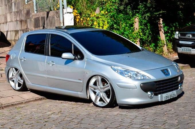 Peugeot 307 Suspens 227 O A Ar Rodas 20 Quot Only Cars Carros