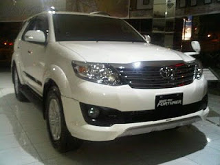 alttoyota fortuner 2012