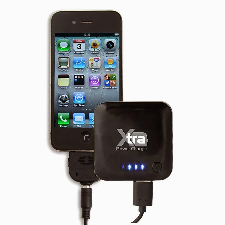 Cargador Portátil Batería Extra Xtra Power
