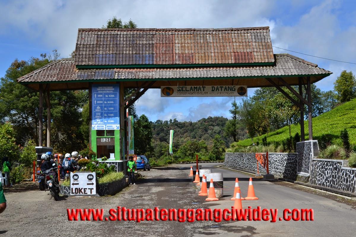 Gerbang Situ Patenggang