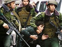 Israel condena crianças de 5 anos