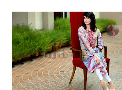 Lala Midsummer Kurti Collection 2015