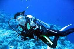 スリランカでのダイビング