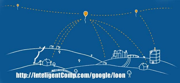 How Google's Project Loon Works: Intelligent Computing