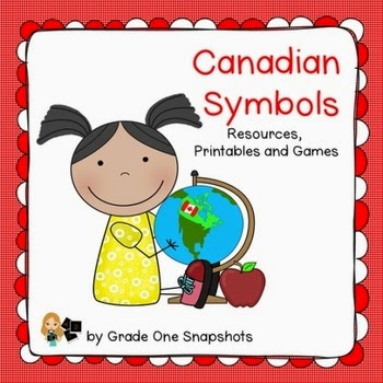 http://www.teacherspayteachers.com/Product/Canada-Symbols-Unit-541403