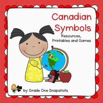 http://www.teacherspayteachers.com/Product/Canada-Symbols-Unit-541403