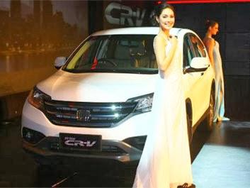 Harga Honda CR-V Bandung