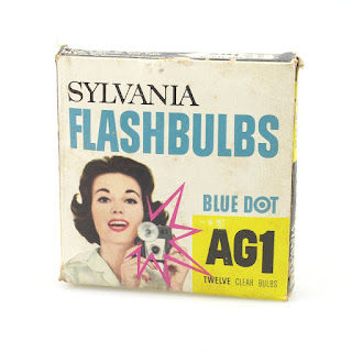 Sylvania AG1 Flashbulbs (USA, 196x)