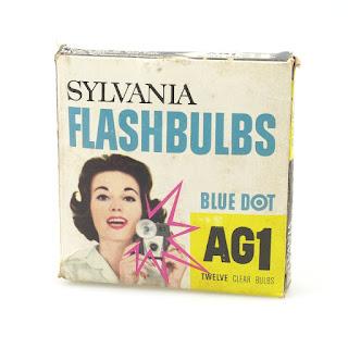 Sylvania AG1 Flashbulbs (USA, 196x)