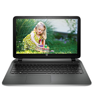 Buy HP Pavilion 15-P242TU Notebook( Natural Silver) at Rs 30999 Via Snapdeal : Buytoearn